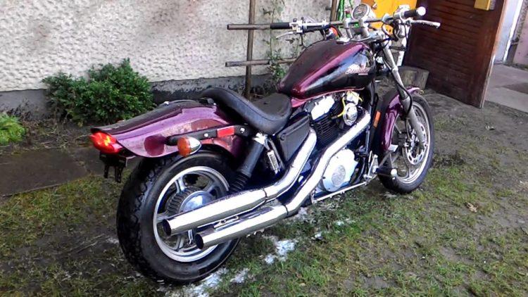 1987 Honda Shadow VT1100