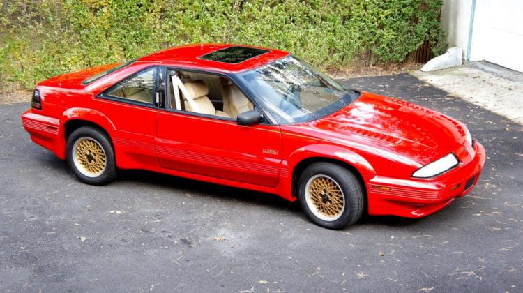 1990 Pontiac Turbo Grand Prix