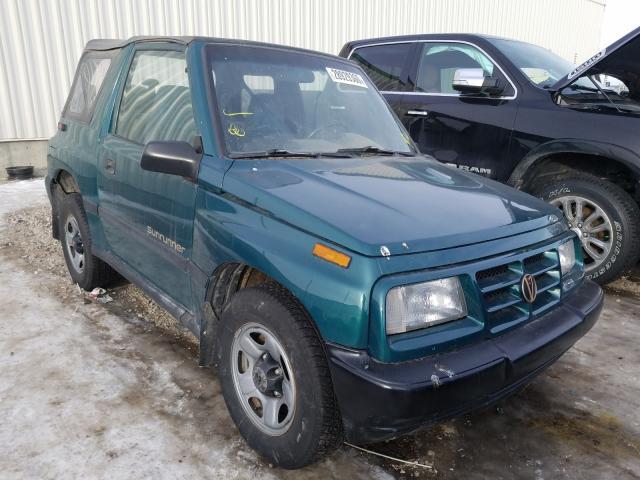 1996 Pontiac Sunrunner