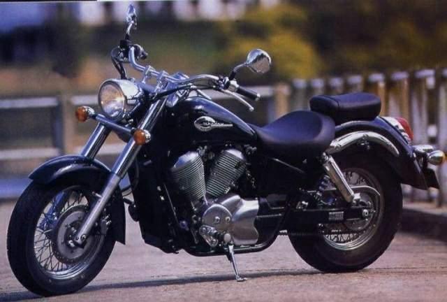 1997 Honda Shadow VT750C2 ACE