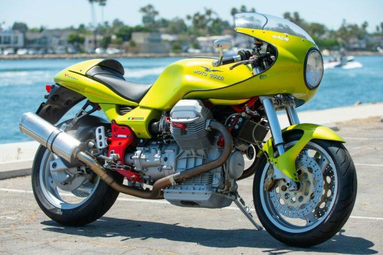 2000 Moto Guzzi VII Sport