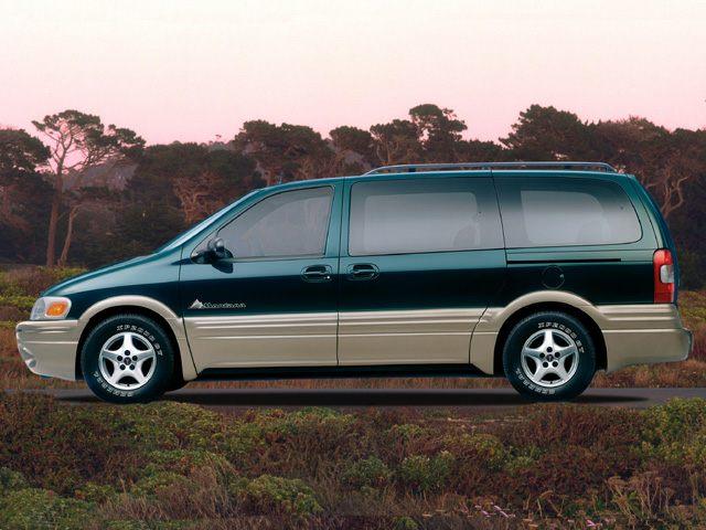 2002 Pontiac Montana M16