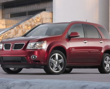 The 10 Best Pontiac SUV Models of All-Time