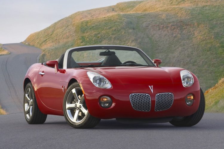 Best Pontiac Sports Car Models