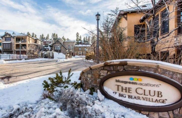 Bluegreen the Club at Big Bear Village