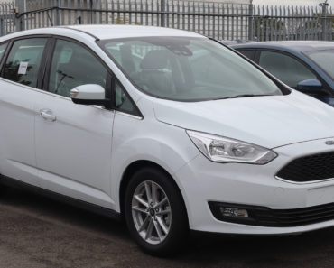 Whatever Happened to the Ford C-Max?