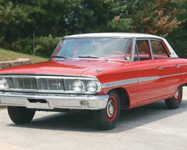 Whatever Happened to the Ford Galaxie?