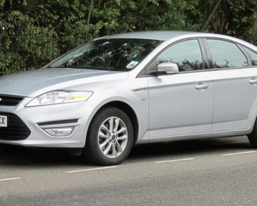 Why Ford is Discontinuing The Mondeo Model