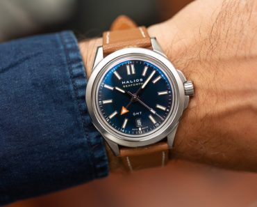 Watch Review: The Halios Seaforth