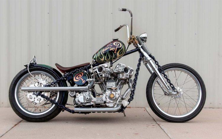 Indian Larry Chopper
