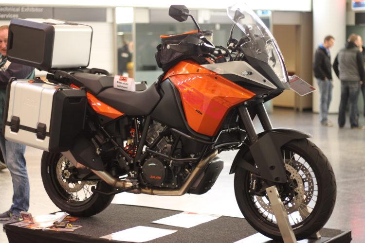 KTM 1190 Adventure Model