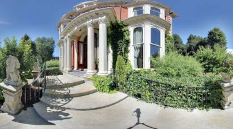 Mansion on Delaware Avenue Buffalo