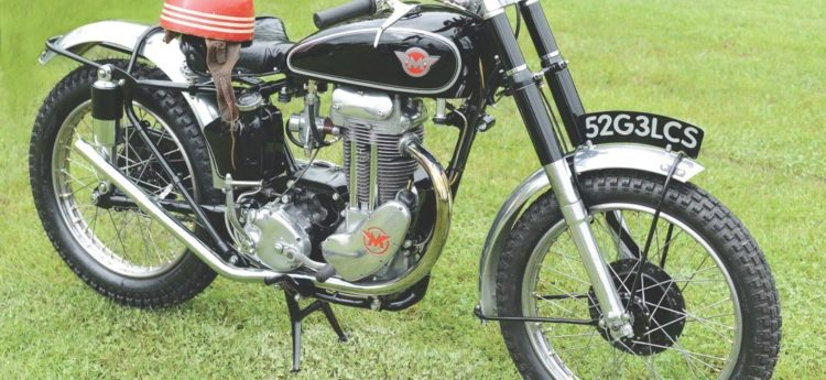 Matchless Competition Models G3/LC 350 and G80C 500cc