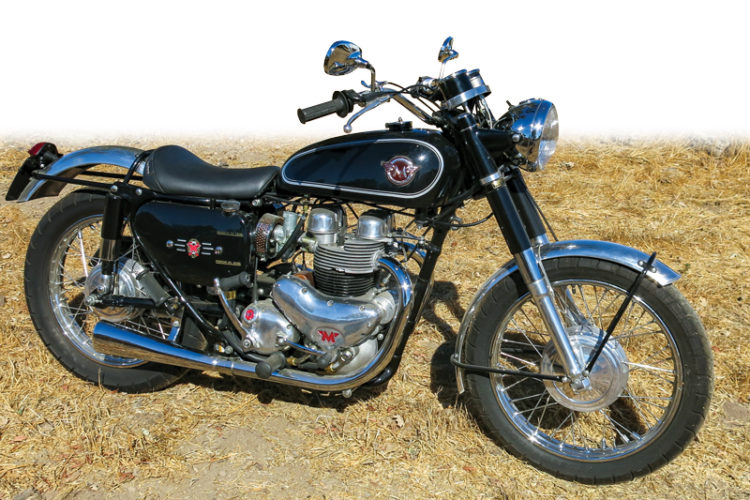 Matchless G-12 1965