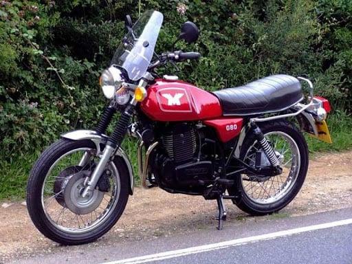 Matchless G 80 E 1989