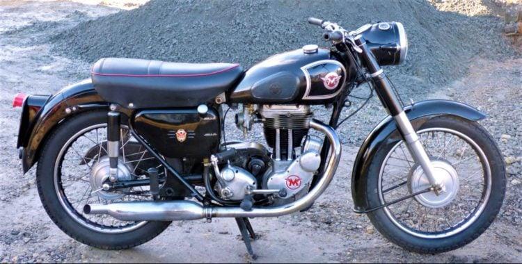 Matchless G80 500cc single
