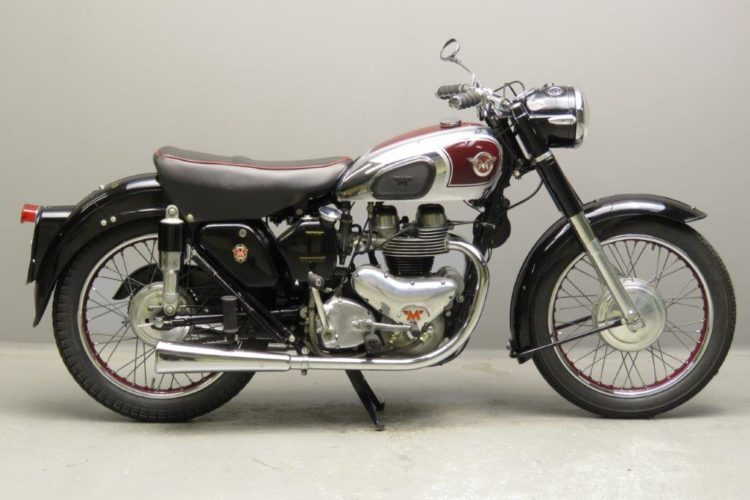 Matchless G9 500cc Vertical Twin
