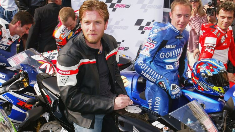 Motorcycle Collection of Ewan McGregor