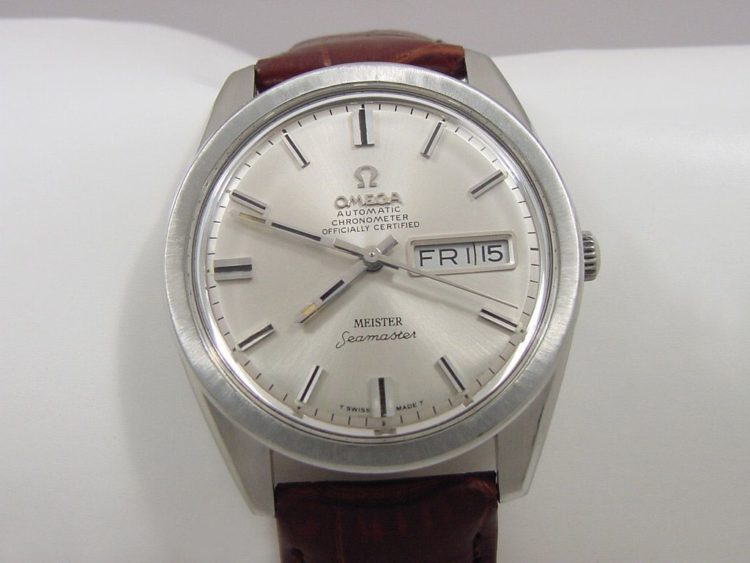 Omega Seamaster Chronograph 1968
