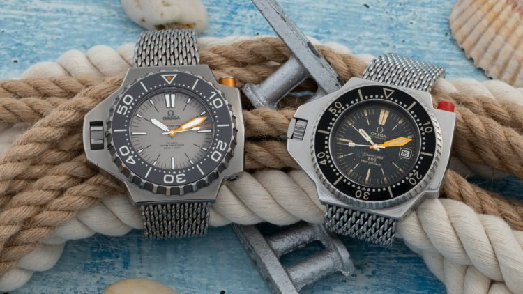 Omega Seamaster Plongeur Professional