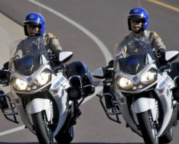 What Kind of Motorcycles Do Cops Most Drive in the U.S.?