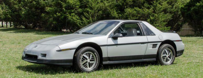 Whatever Happened to the Pontiac Fiero?