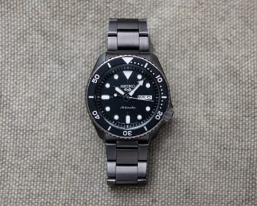 Watch Review: The Seiko 5 Sports SRPD