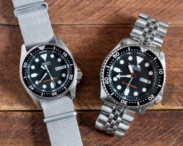 Watch Review: The Seiko SKX013 Dive Watch