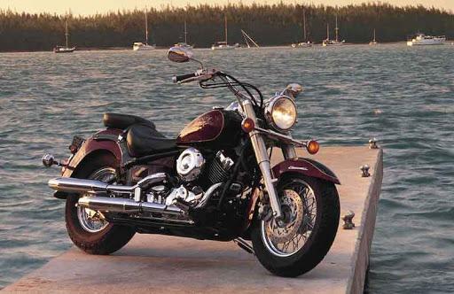 Star Motorcycles V Star 650