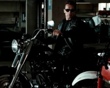 What Was The Motorcycle Used in Terminator 2?