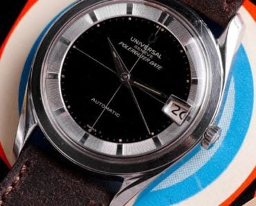 A Closer Look at The Universal Genève Polerouter