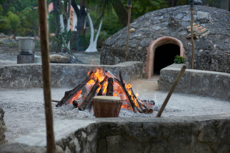 Experience a Temazcal