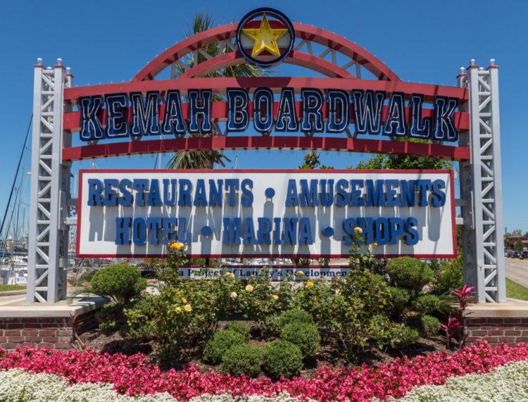 Have Fun at the Kemah Boardwalk