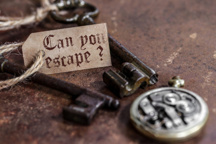 Test Your Wits at the Escape Game at Houston