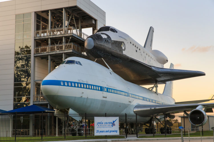 Enjoy an Overnight Trip at the Houston Space Center