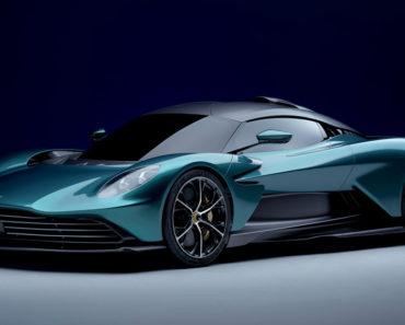 A Closer Look at Aston Martin's Valhalla Supercar