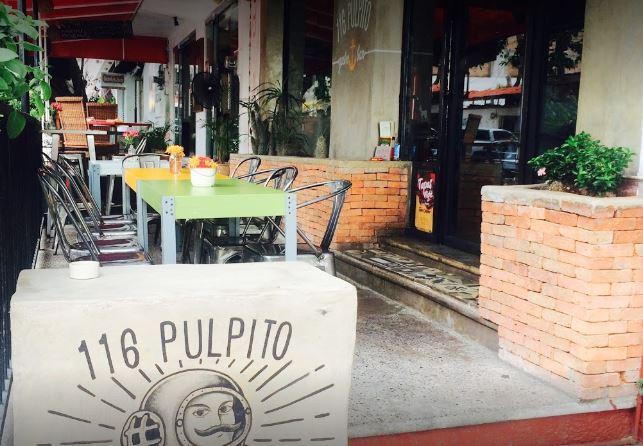 116 Pulpito