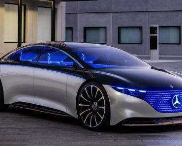 Mercedes-Benz is Spending $47 Billion on Its Electric Car Effort