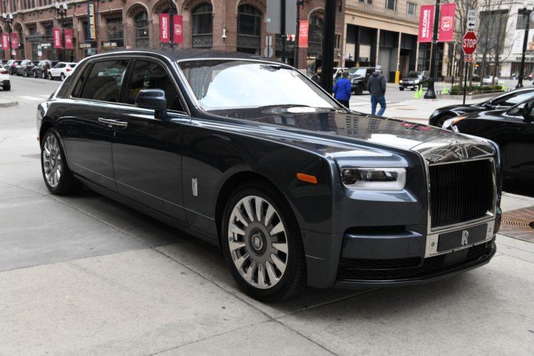 2021 Rolls Royce Phantom Tempus 2
