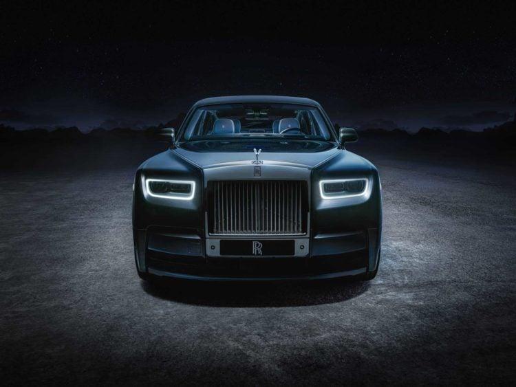 2021 Rolls Royce Phantom Tempus