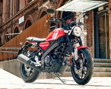A Closer Look at the 2021 Yamaha XSR125