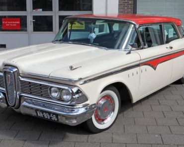 Why Was The Ford Edsel Such a Failure?