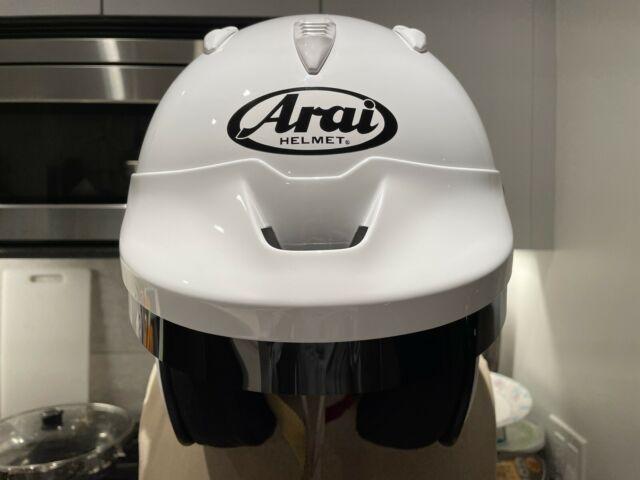 Arai GP-J3 Composite Open Face - SA2020 Helmet