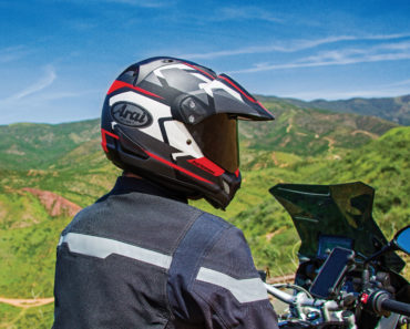 The Five Best Arai Motorcycle Helmets Money Can Buy