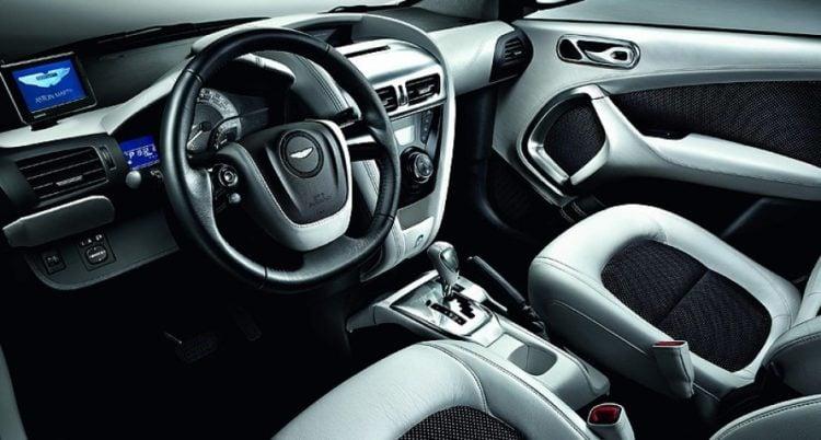 Aston Martin Cygnet 1