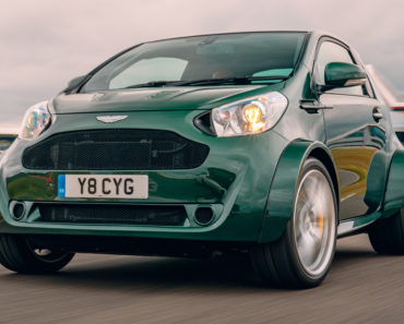 The History and Evolution of the Aston Martin Cygnet