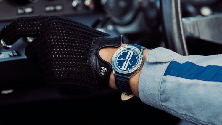 Autodromo Ford GT Endurance Chronograph - le mans 2016 dial