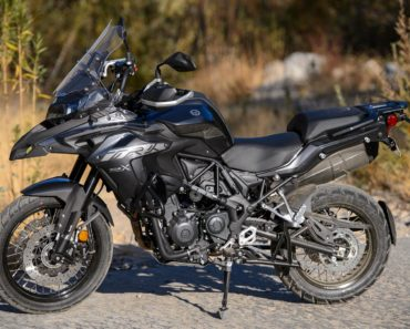 A Closer Look at the Benelli TRK 502 X