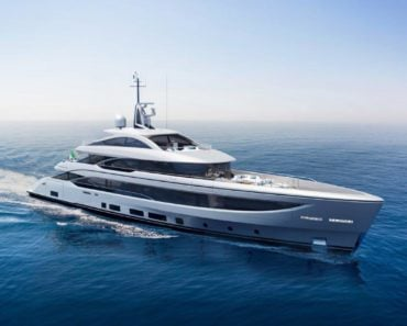 A Closer Look at Benetti's New 215-Foot Superyacht