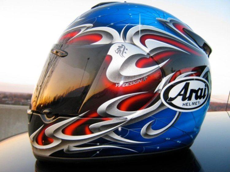 Best Arai Motorcycle Helmets